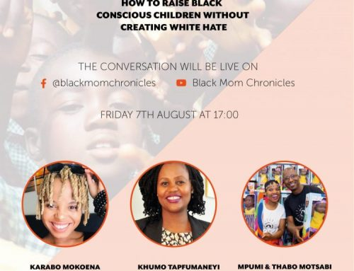 WATCH: Raising black conscious children in our current times
