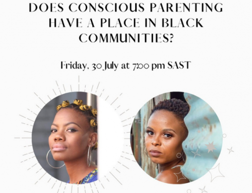 Does Conscious Parenting have a place in black communities?
